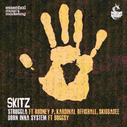 Struggla (Engine-Earz Experiment Remix) B/W Born (Vinyl)