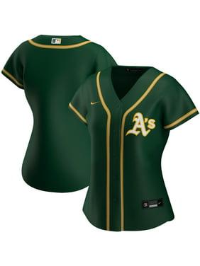 Oakland Athletics Nike Women's Alternate 2020 Replica Team Jersey - Green