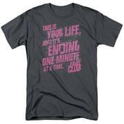 Fight Club - Life Ending - Short Sleeve Shirt - X-Large