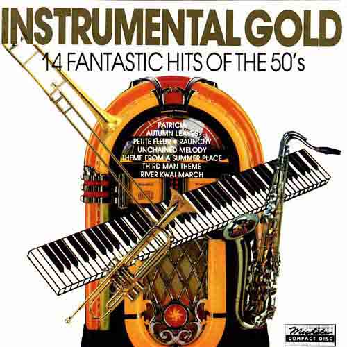 Instrumental Gold: 50's / Various