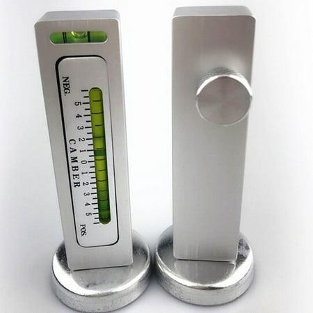 Universal Magnetic Gauge Tool for Car/Truck Camber/Castor Strut Wheel Alignment - image 3 de 5