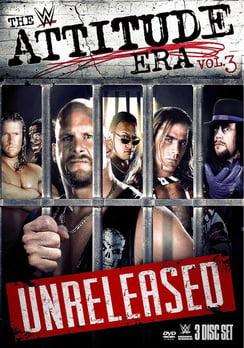 WWE: The Attitude Era Volume 3 (DVD) by World Wrestling Entertainment