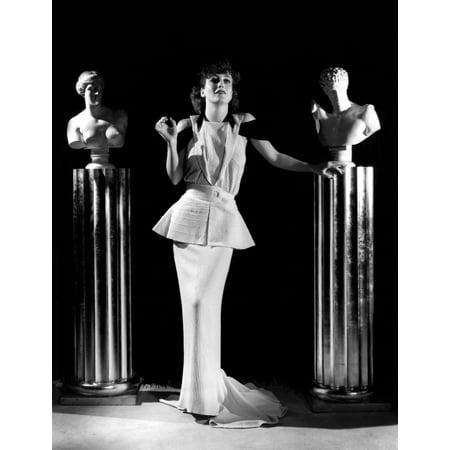 Joan Crawford Ca 1930S Photo Print