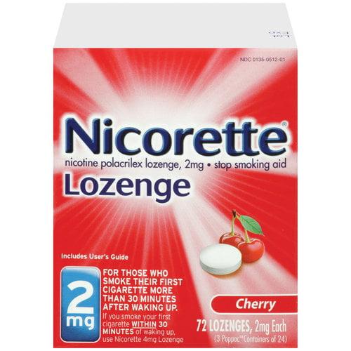 Nicorette 2 mg Cherry