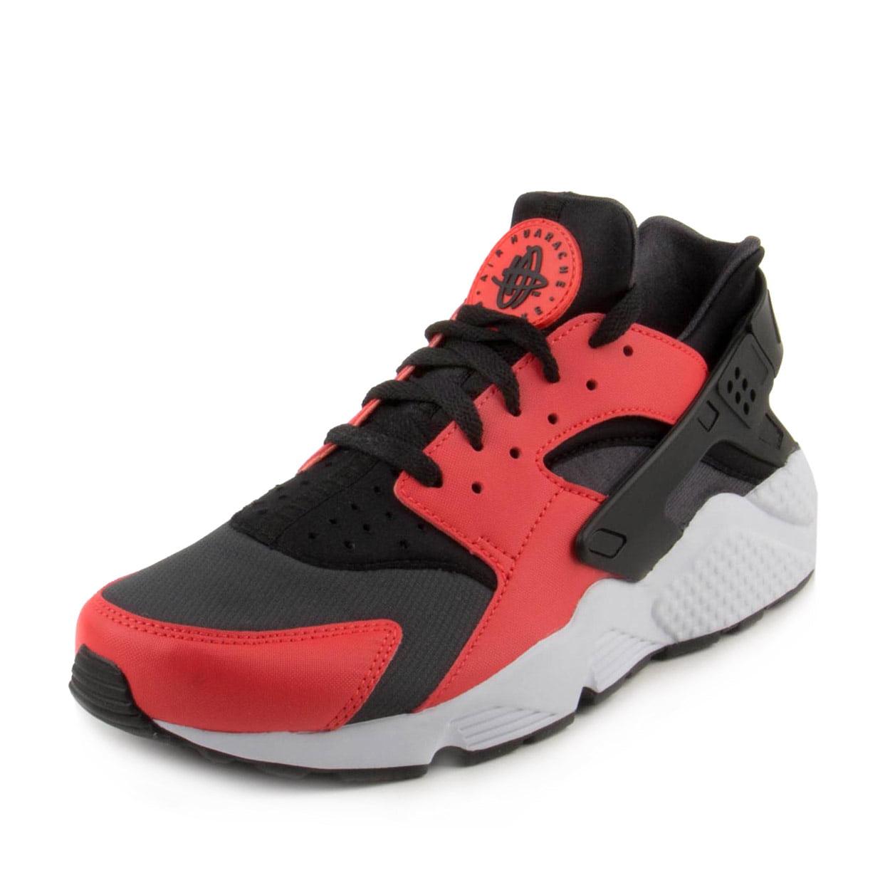 Nike Mens Air Huarache Max Orange/Black 318429-800