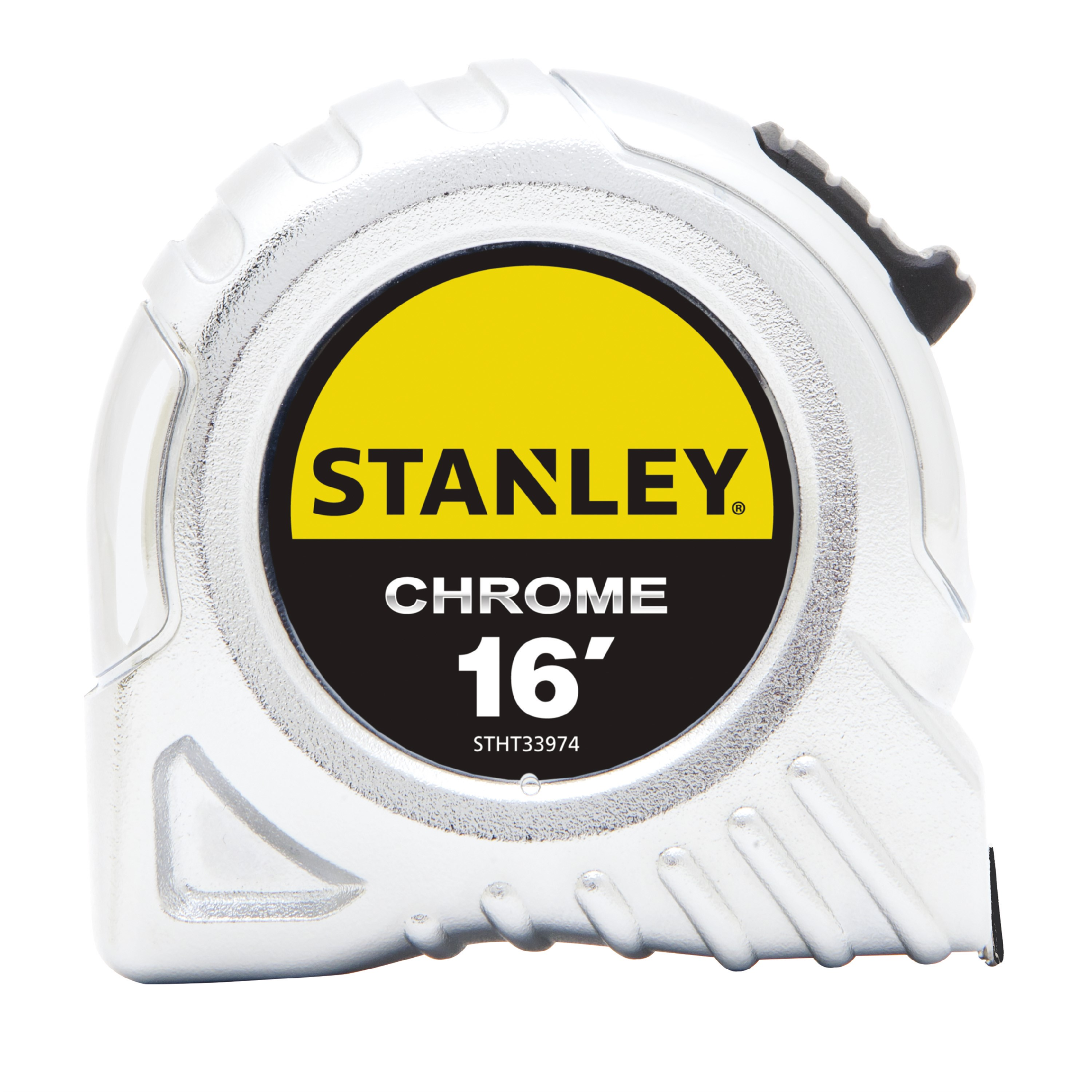 STANLEY 16ft Chrome Tape Measure | STHT33974