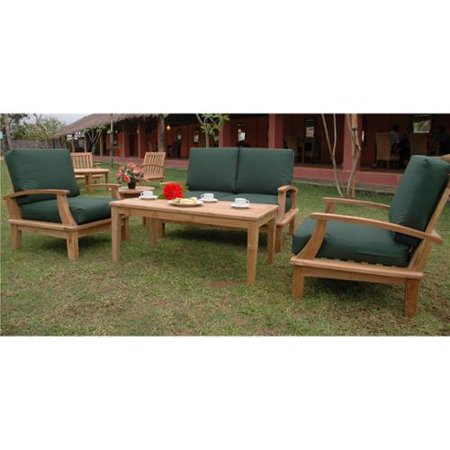 Valuable Anderson Teak Brianna Rectangular Coffee Table Set Recommended Item