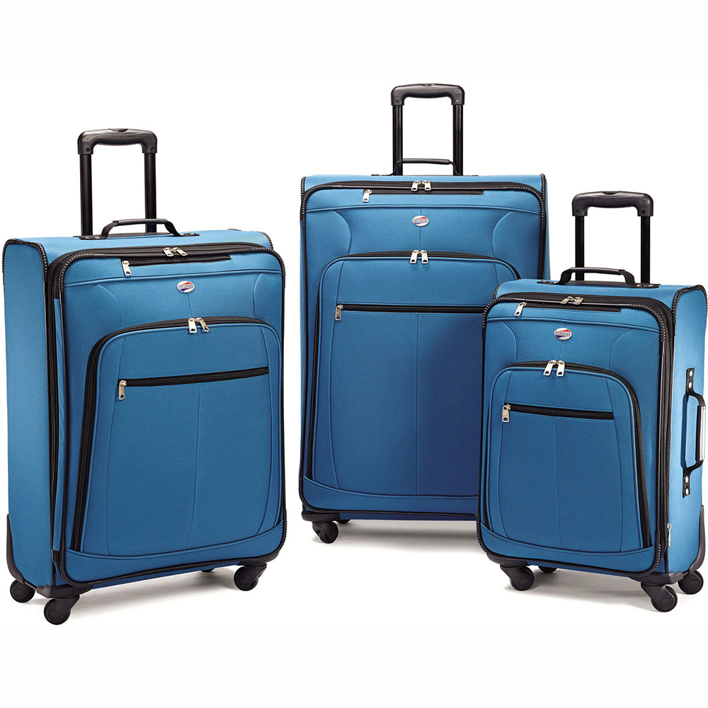 American Tourister POP Plus 3 Piece Softside Luggage Set
