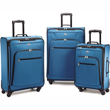 American Tourister POP Plus 3 Piece Softside Luggage