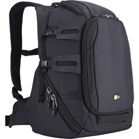 Case Logic - DSB-102BLACK - Case Logic Luminosity Carrying Case (Backpack) for Camera - Black - Slip Resistant,
