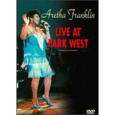 Aretha Franklin - Live at Park West (Aretha Franklin Aretha Live At Fillmore West)