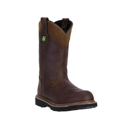 John Deere Western Boots Mens 11
