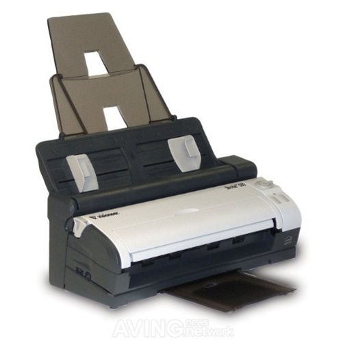 Visioneer Strobe 500 Mobile Duplex Color Scanner with Docking Station by VISIONEER, INC