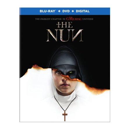 The Nun (Blu-ray + DVD + Digital Copy)