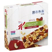 Keebler 14606 Special K Chewy Nut Bars, Cranberry Almond, 1.16 Oz Bar, 6/box
