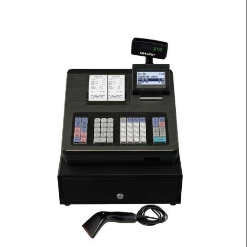 Sharp Cash Register - 7000 Plus - 40 Clerks - 99 Departments - Thermal Printing (XEA507)