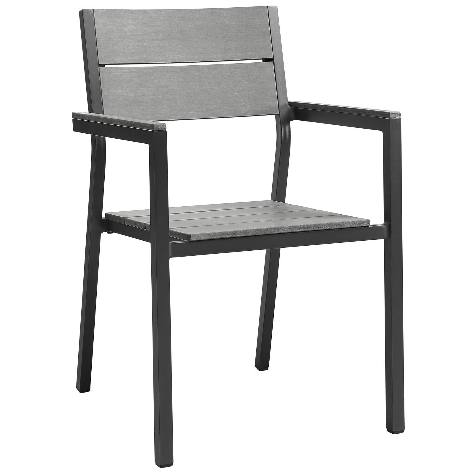 Modway Maine Dining Outdoor Patio Armchair, Multiple Colors