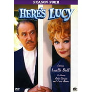 Here's Lucy: Season Four [4 Discs] by MPI HOME VIDEO