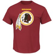 Washington Redskins Majestic Critical Victory II T-Shirt - Burgundy - S