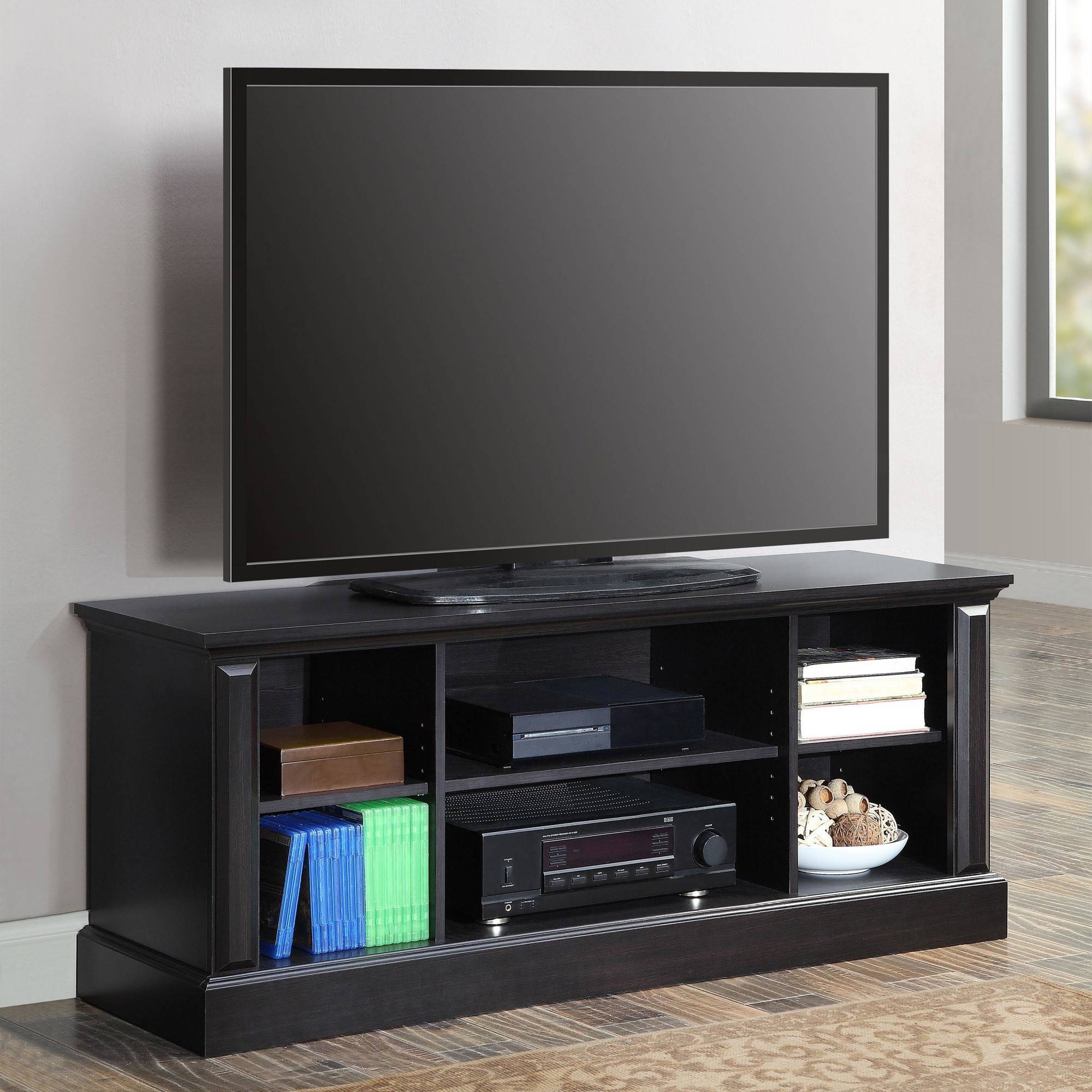 "Mainstays TV Console for TVs up to 60"", Espresso Finish"