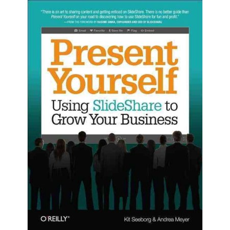 Present Yourself  Using Slideshare To Grow Your Business