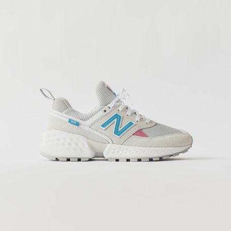 the best attitude 843be 5e4a2 NEW BALANCE 574 Sport Women | Arctic Fox / Ozone Blue (WS574PRA)