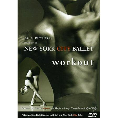 New York City Ballet Workout (DVD) - New York City Halloween Events