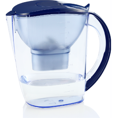 EHM ULTRA Premium Alkaline Water Pitcher - 3.5L Pure Healthy Water Ionizer With Activated Carbon Filter - Healthy, Clean & Toxin-Free Mineralized Alkaline Water In Minutes PH 8.5 - (Best Way To Get Clean Drinking Water)