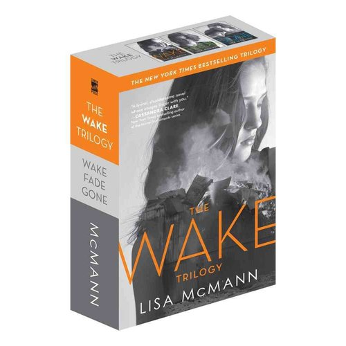 The Wake Trilogy: Wake, Fade, Gone