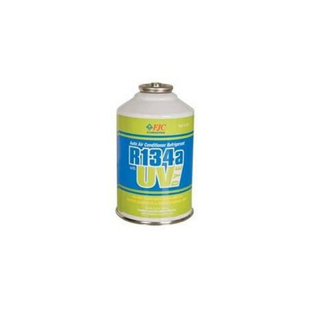 R134a Dye - Fjc, Inc. 623 R134a Refrigerant With Uv Dye. 12.5 Oz