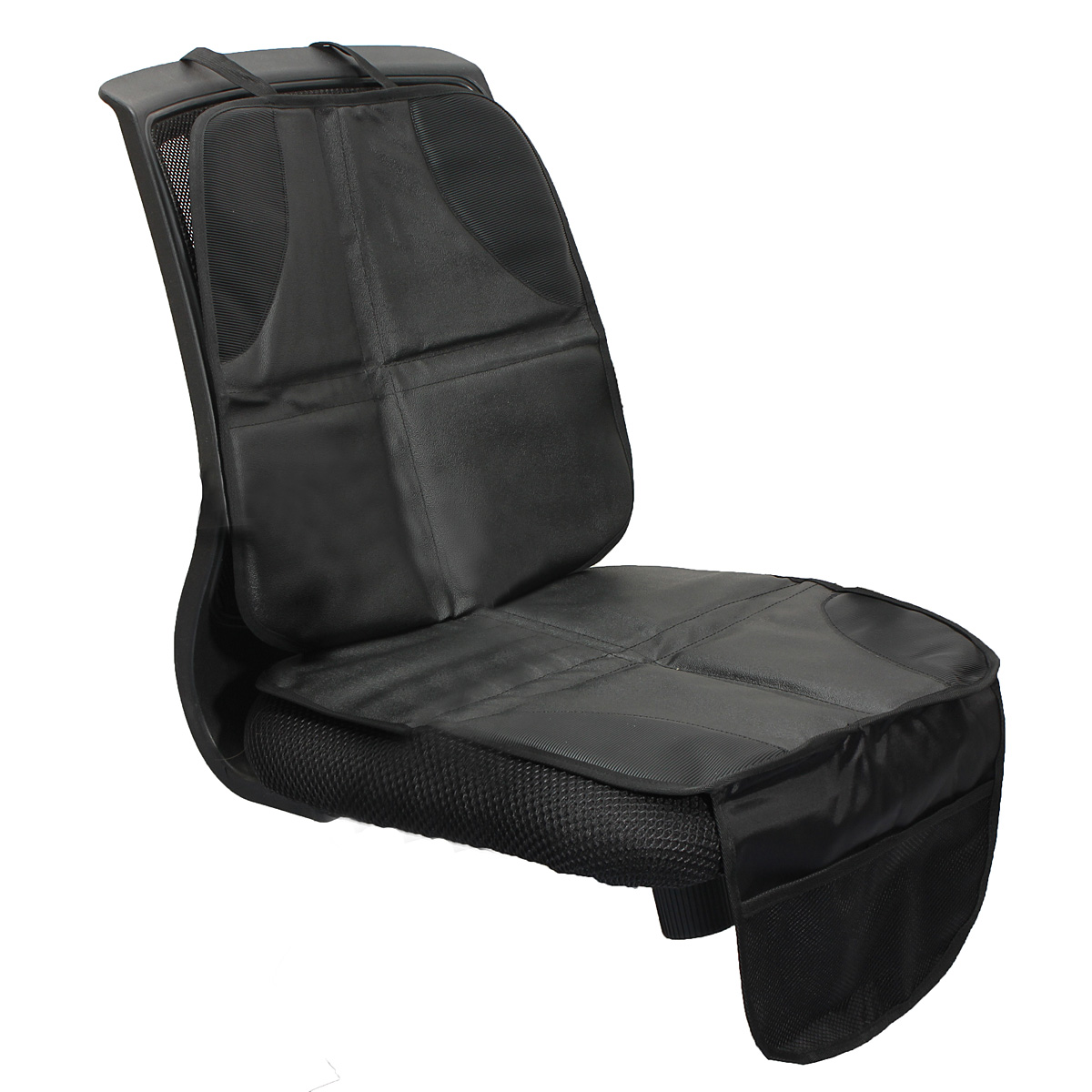 auto car seat cover cushion warm massage baby infant child chair pad mat protector safety black walmartcom