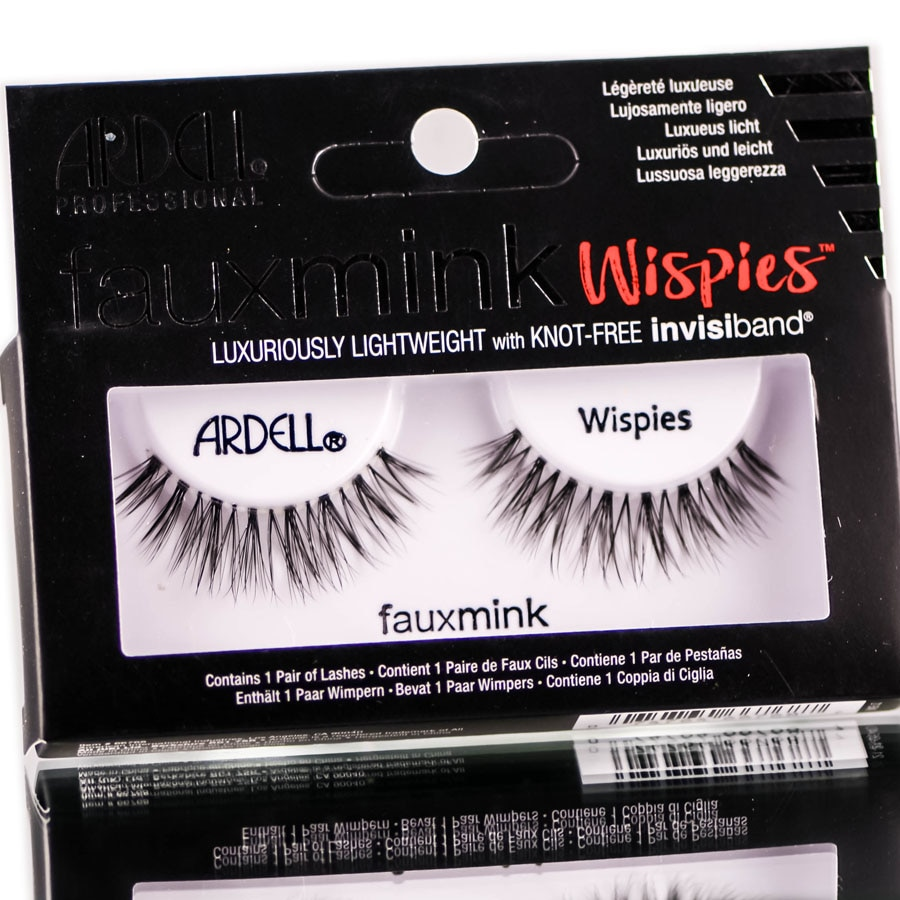 Ardell Professional Faux Mink Designer Lash Collection - Wispies