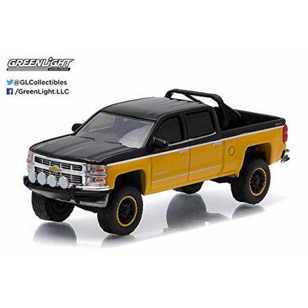 1/64 2015 Chevy Silverado, All Terrain Series By