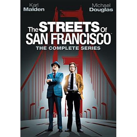 The Streets of San Francisco: The Complete Series (DVD)