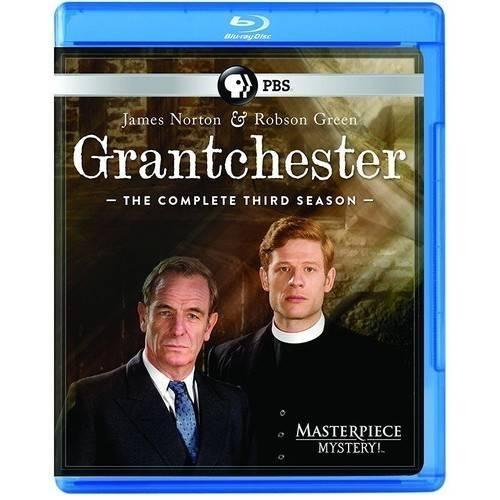 Masterpiece Mystery! Grantchester: Season 3 (Blu-ray) by PBS