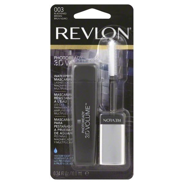 Revlon Revlon Photoready 3D Volume Mascara, 0.34 oz