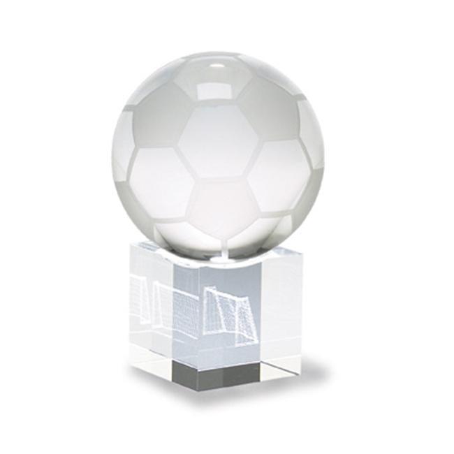 Chass 885-036 Soccer Ball Goal Paperweight