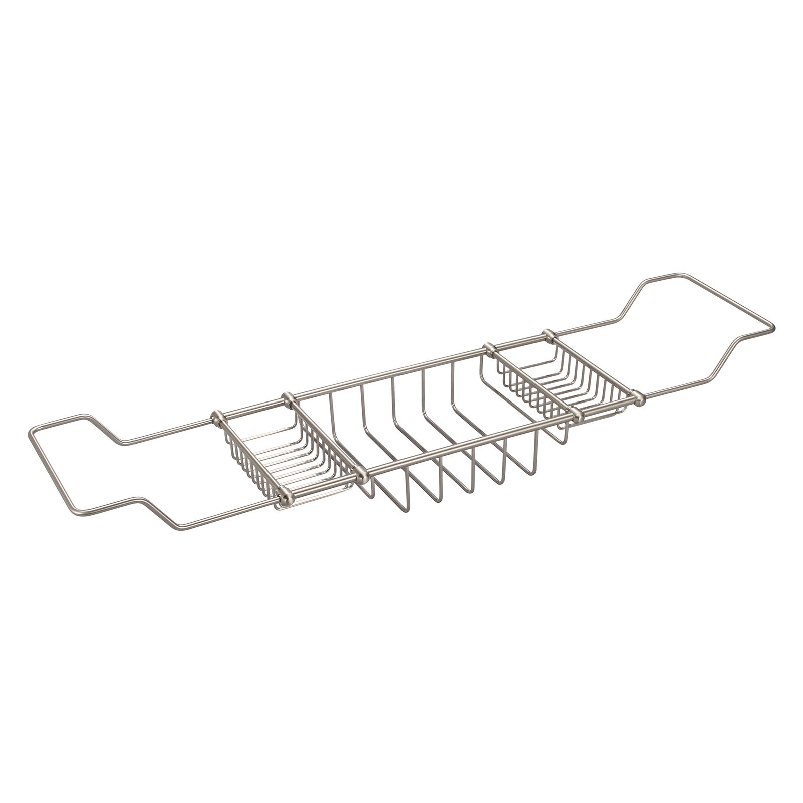 Water Creation Elegant Tub Expandable Bath Caddy by Overstock
