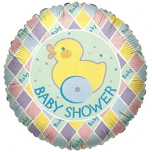 """18"""" Baby Shower Foil / Mylar Balloons ( 6 Balloons )"""