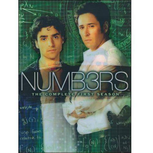 Numb3rs: The Complete First Season (Widescreen)