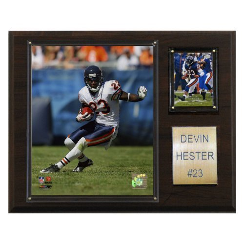 NFL 12 x 15 in. Devin Hester Chicago Bears Player Plaque