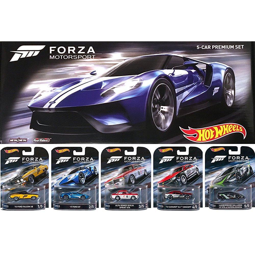 Hot Wheels 2016 FORZA Motorsport Retro Entertainment Seri...