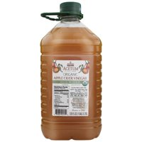Acetum Organic Apple Cider Vinegar with the Mother, 128 fl. oz