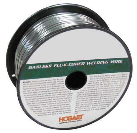 FCAW Welding Wire,E71T,0.035,2lb Hobart S222308-G19 by HOBART