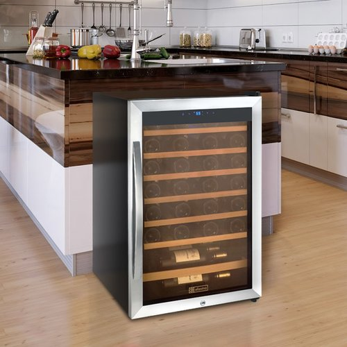 Allavino 48 Bottle Cascina Single Zone Freestanding Wine Cooler