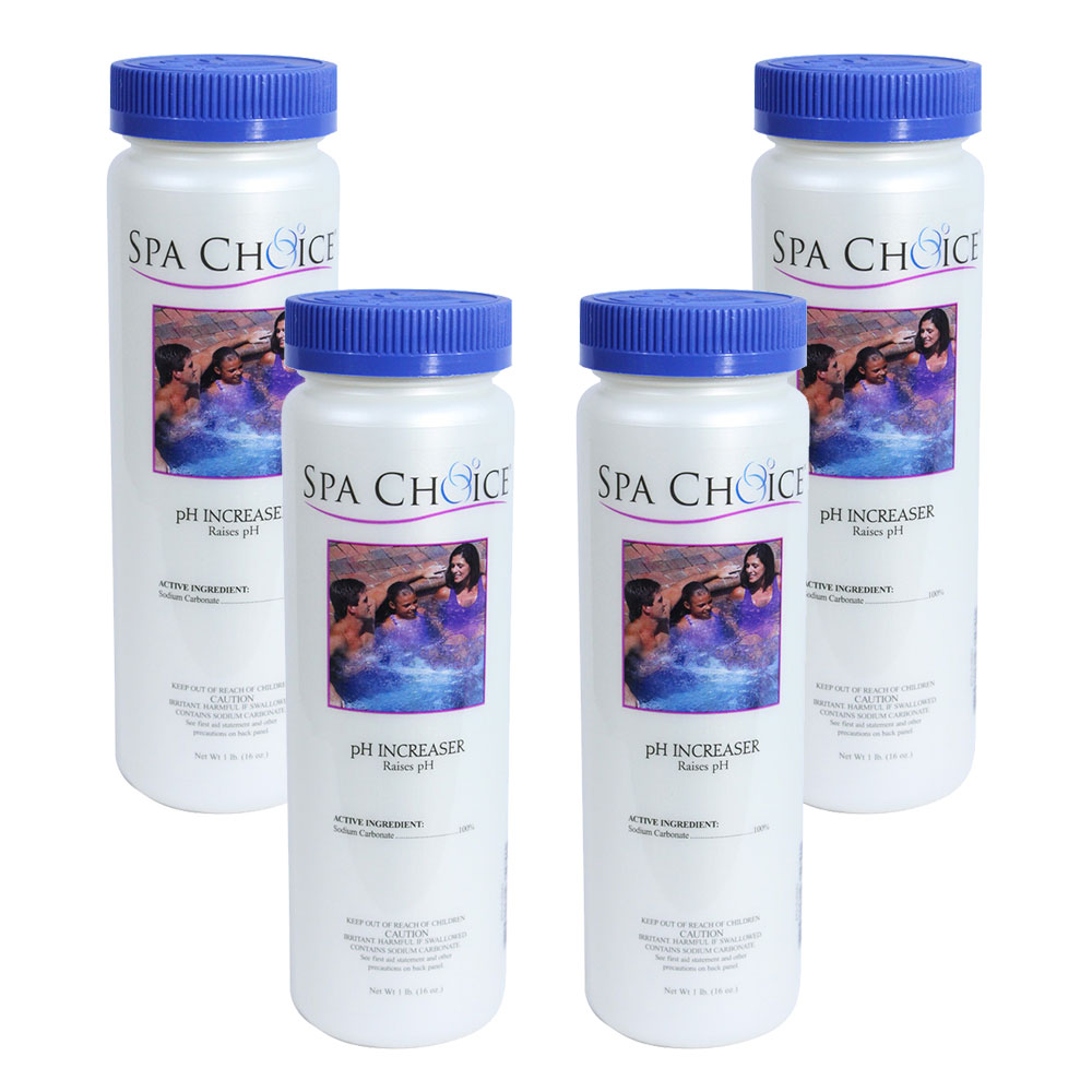 Spa Choice Granular pH Increaser for Spas and Hot Tubs by Spa Choice