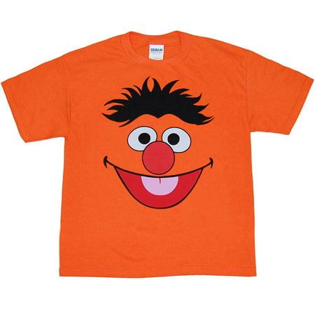 Sesame Street Ernie Face - Sesame Street Ernie Face Toddler T-Shirt