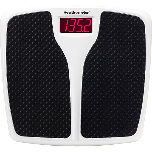 Healthometer LED Split Mat Bath Scale