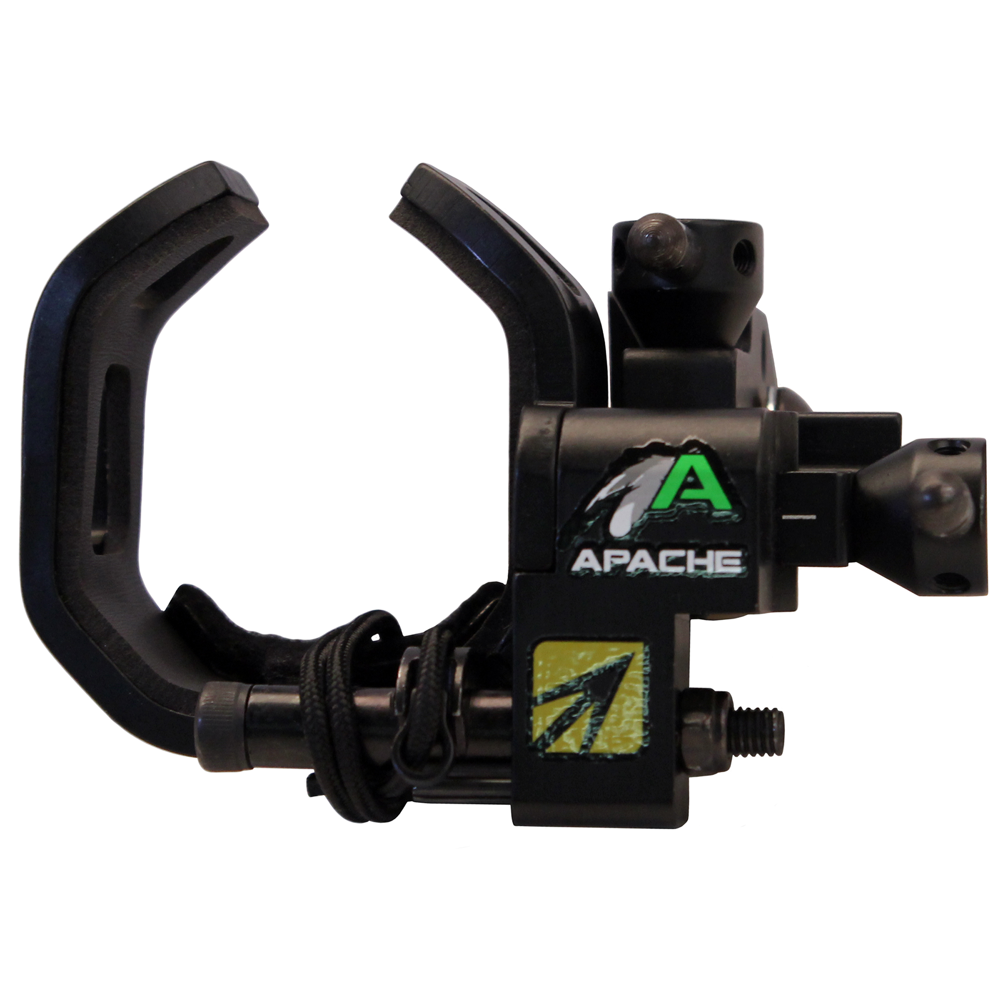 New Archery Products Apache Drop-Away Arrow Rest, Black