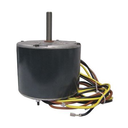 Carrier Condenser Motor 5KCP39FFBC51AS 1/5 hp, 810 RPM, 208-230V Genteq # (Carrier Oem Condenser Fan)